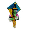 Christopher Radko Twitchy Halloween Glass Ornament