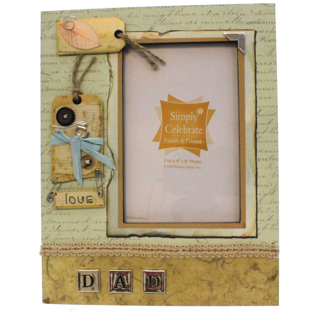 Tabletop Dad Photo Frame Frame