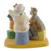 Emmett Kelly Cheaters Figurine