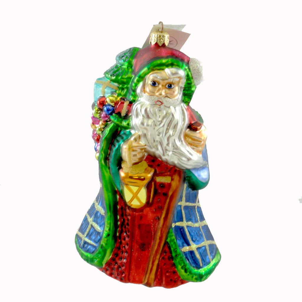 Christopher Radko Noel Splender Glass Ornament