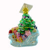 Christopher Radko Crystal Cruiser Glass Ornament