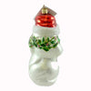 Christopher Radko Holly Day Glass Ornament