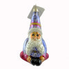 Christopher Radko Elfin Magic Glass Ornament