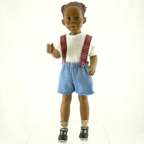 All Gods Children Skating Anika Figurine 21868