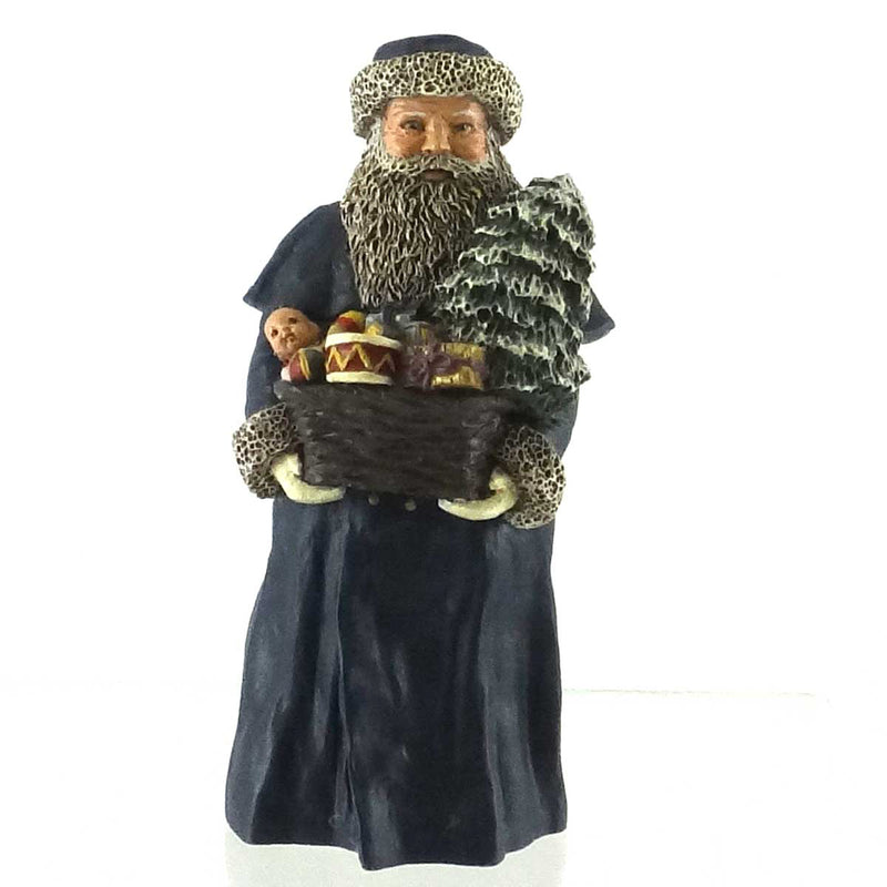 All Gods Children Father Christmas White Figurine
