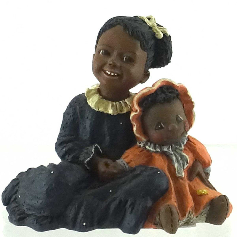 All Gods Children Patti Blue Figurine