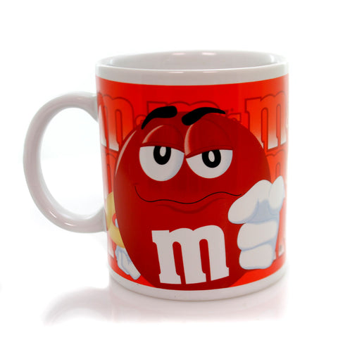 Licensed M & M Red Mug Mug / Coffee Cup 21989