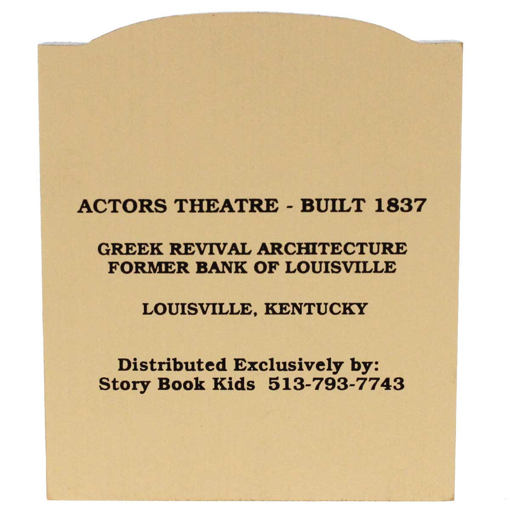 Cats Meow Actor's Theatre Keepsake