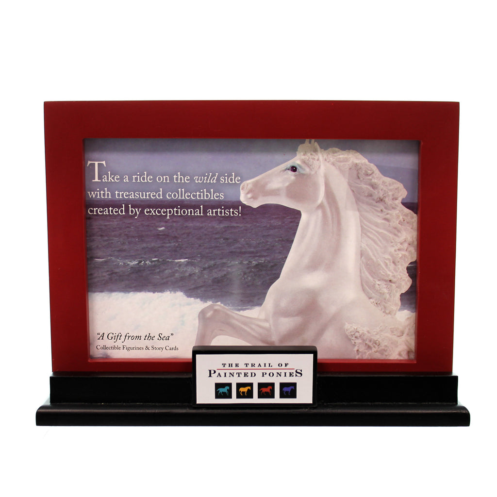Painted Ponies Display Easel Frame