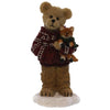 Boyds Bears Resin Cooper Goodfriend With Sly Christmas Figurine