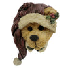 Boyds Bears Resin Edmund Deck The Halls Christmas Figurine