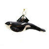 Old World Christmas Orca Glass Ornament