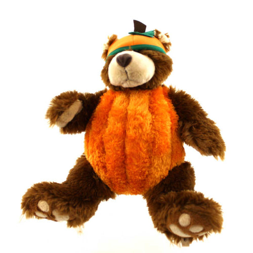 Boyds Bears Plush Bubba Punkinbelly Halloween Plush