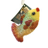 Old World Christmas Glistening Tropical Fish Glass Ornament