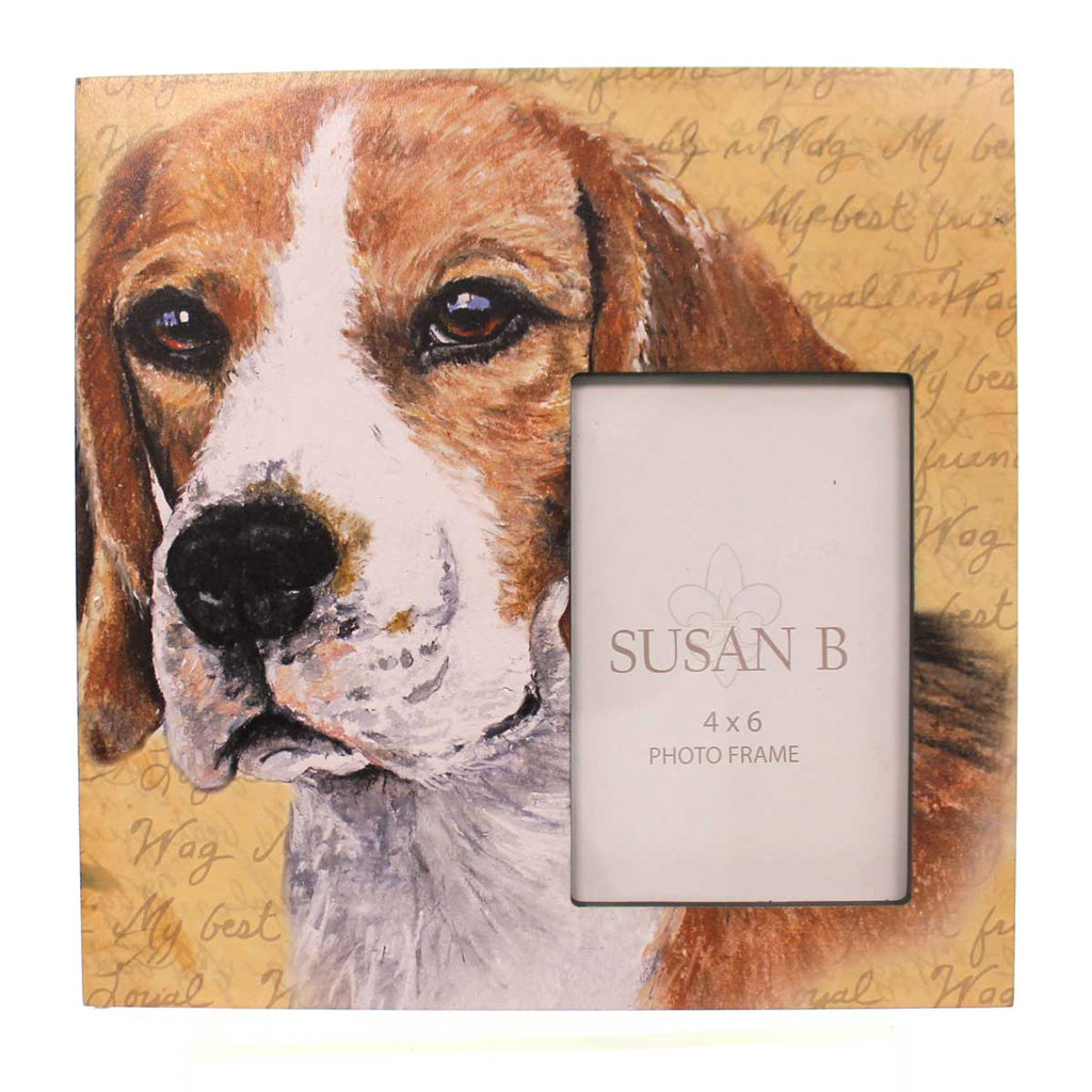 Animal Beagle Frame Frame - Story Book Kids