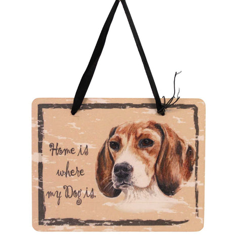 Animal Beagle Plaque Sign / Plaque 23951