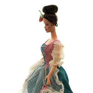 Fair Valentine Barbie Doll
