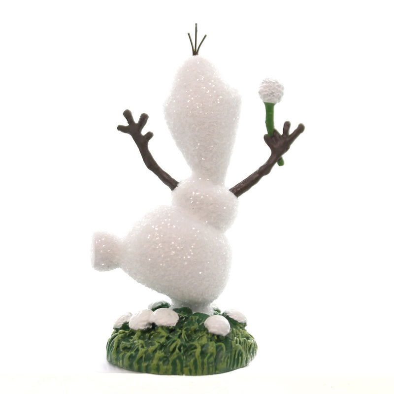 Dept 56 Accessories Olaf In Summer Village Accessory