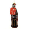 Polonaise Ornaments Coke Bottle Glass Ornament