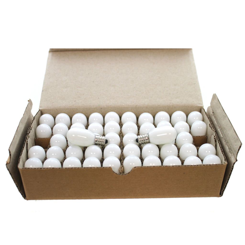 Department 56 Accessory Replacement Light Bulbs Set/50 Village Replacement Bulbs