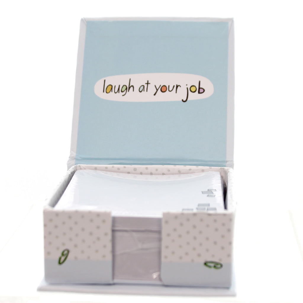 Home & Garden Please Step Away Memo Pads Tabletop