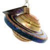Old World Christmas Saturn Glass Ornament