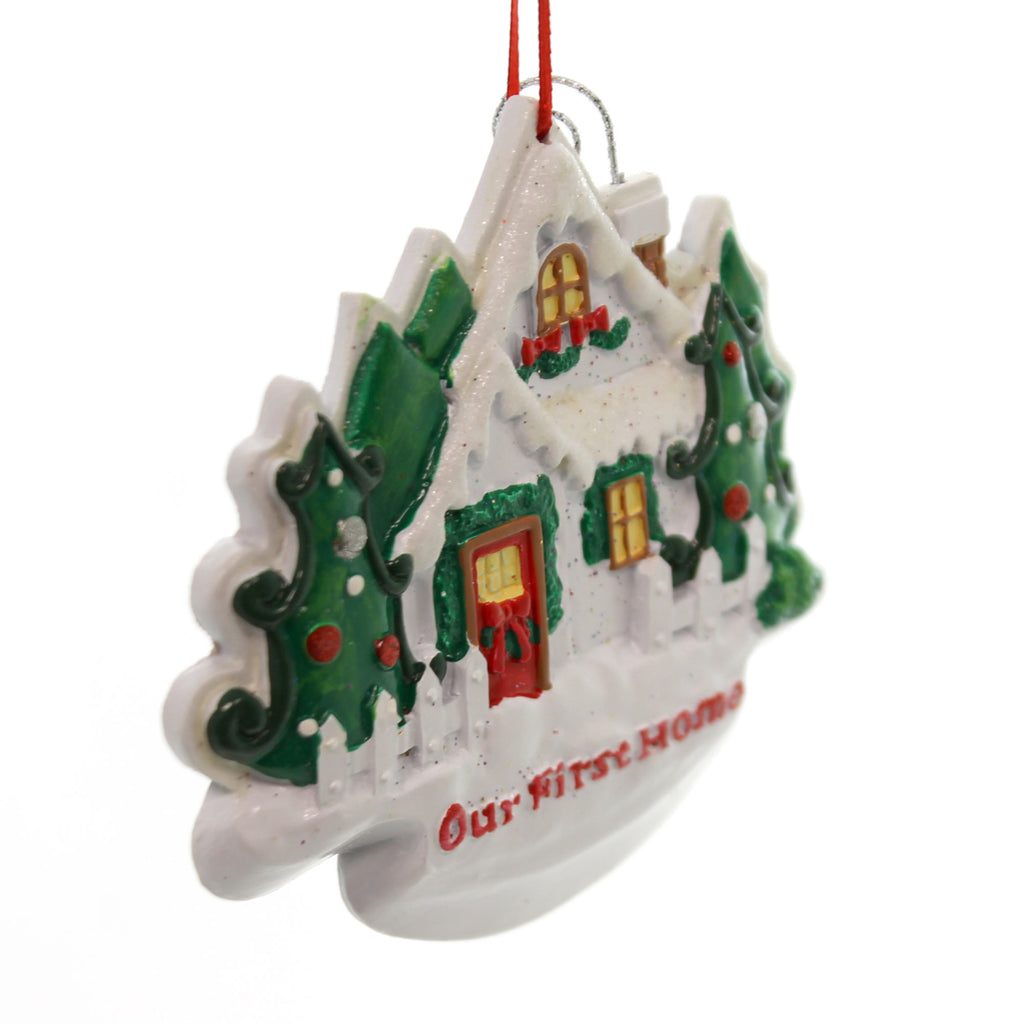 Personalized Ornament Our New Home Personalized Ornament