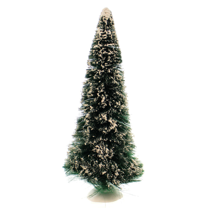 Department 56 Accessory Frosted Spruce Tree 22 Inch Village Trees