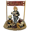 Boyds Bears Resin The Amazing Bailey Magic Show Figurine