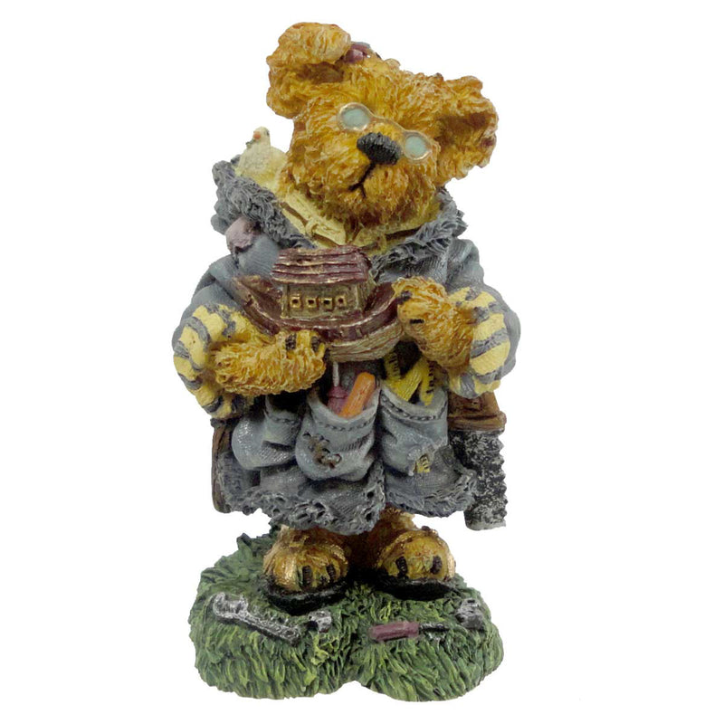 Boyds Bears Resin Jeremy As Noah The Ark Builder Figurine
