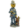 Boyds Bears Resin Sgt Rex & Matt The Runaway Figurine