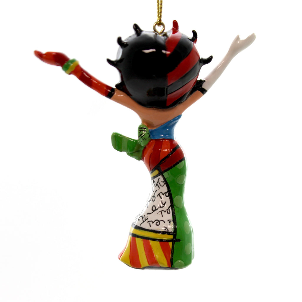 Betty Boop Betty Boop Hands In Air Ornament Resin Ornament