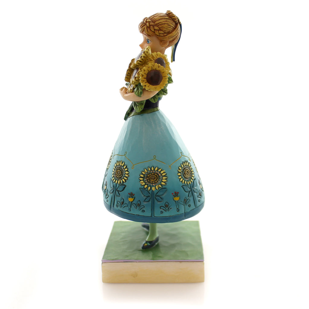 Jim Shore Spring In Bloom Figurine