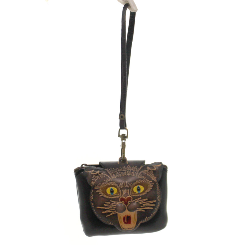 Handbags Black Cat E-Wristlet Handbag Accessory