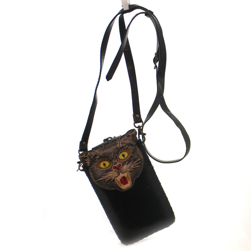 Handbags Black Cat Purse Handbag Accessory