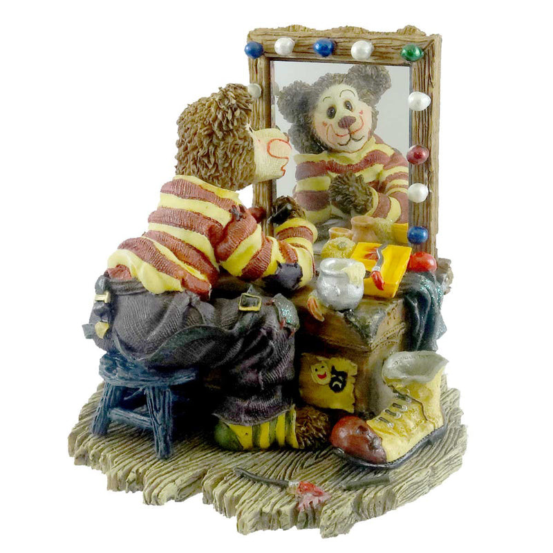 Boyds Bears Resin Graffitie Put On A Happy Face Figurine