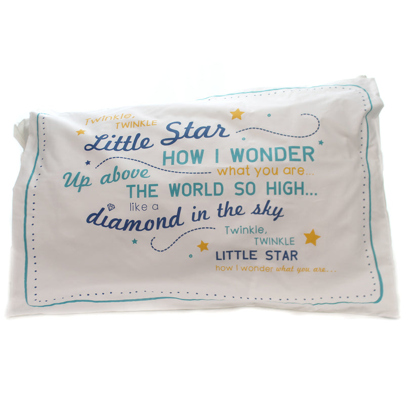 Home & Garden Twinkle Twinkle Litte Star Pillowcase Linens