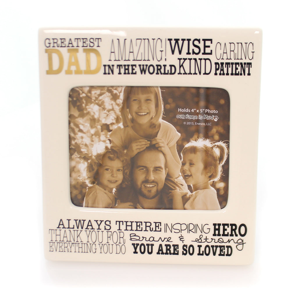 Home Greastest Dad Frame Frame