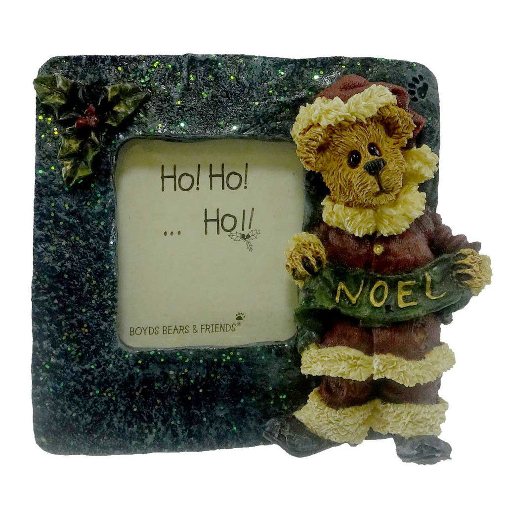 Boyds Bears Resin Mathias Kringlebeary Mini Frame Frame