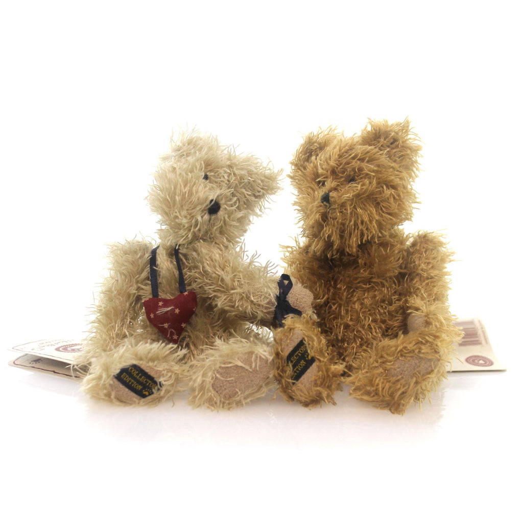 Boyds Bears Plush Friendship Bears Teddy Bear