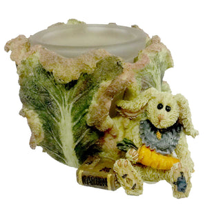 Boyds Bears Resin Daphne In The Cabbage Patch Figurine