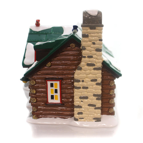 Department 56 House Girl Scouts Camp Village Lighted Building