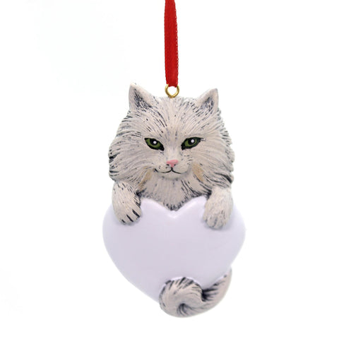 Personalized Ornament Persian Cat Personalized Ornament 31226