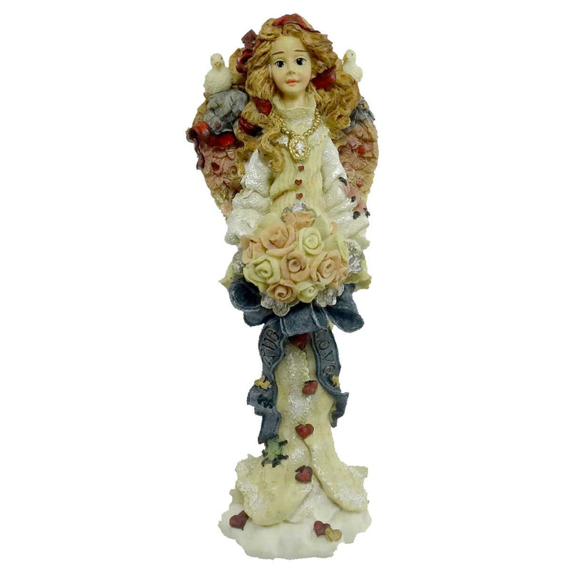 Boyds Bears Resin Athena The Wedding Angel Figurine