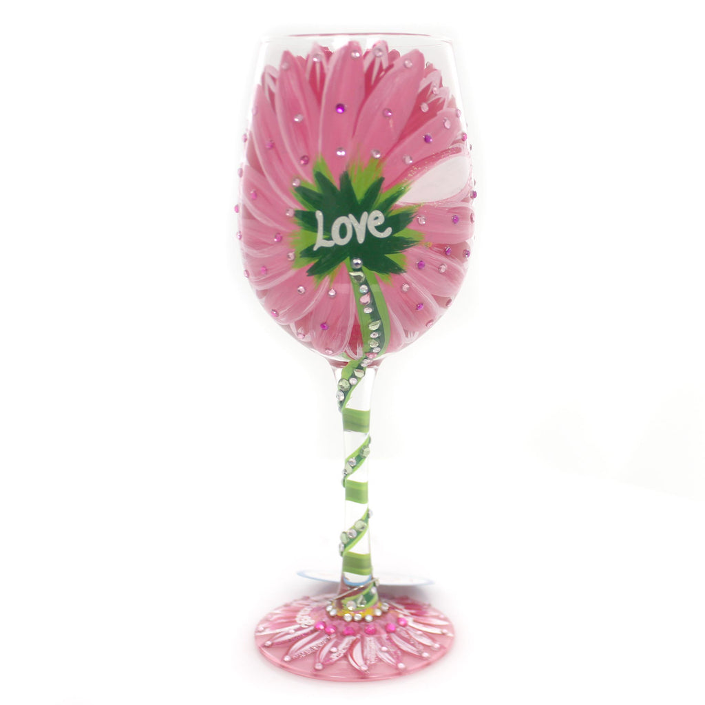 Tabletop Mom's Love In Bloom Lolita Barware