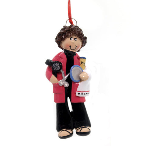 Personalized Ornament Hairdresser Personalized Ornament 31746