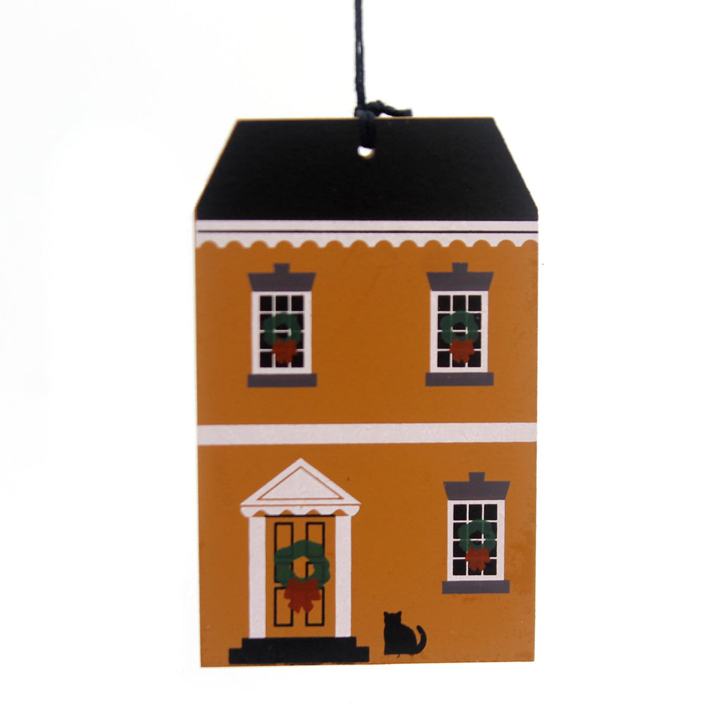 Cats Meow Village Powell House Ornament Keepsake