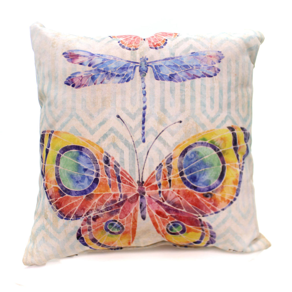 Home & Garden Enchanting Wings Pillow Accent Pillow