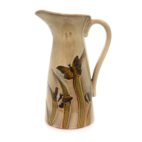 Tabletop BUTTERFLY PITCHER Porcelain Dishwasher Safe 9729101 32554