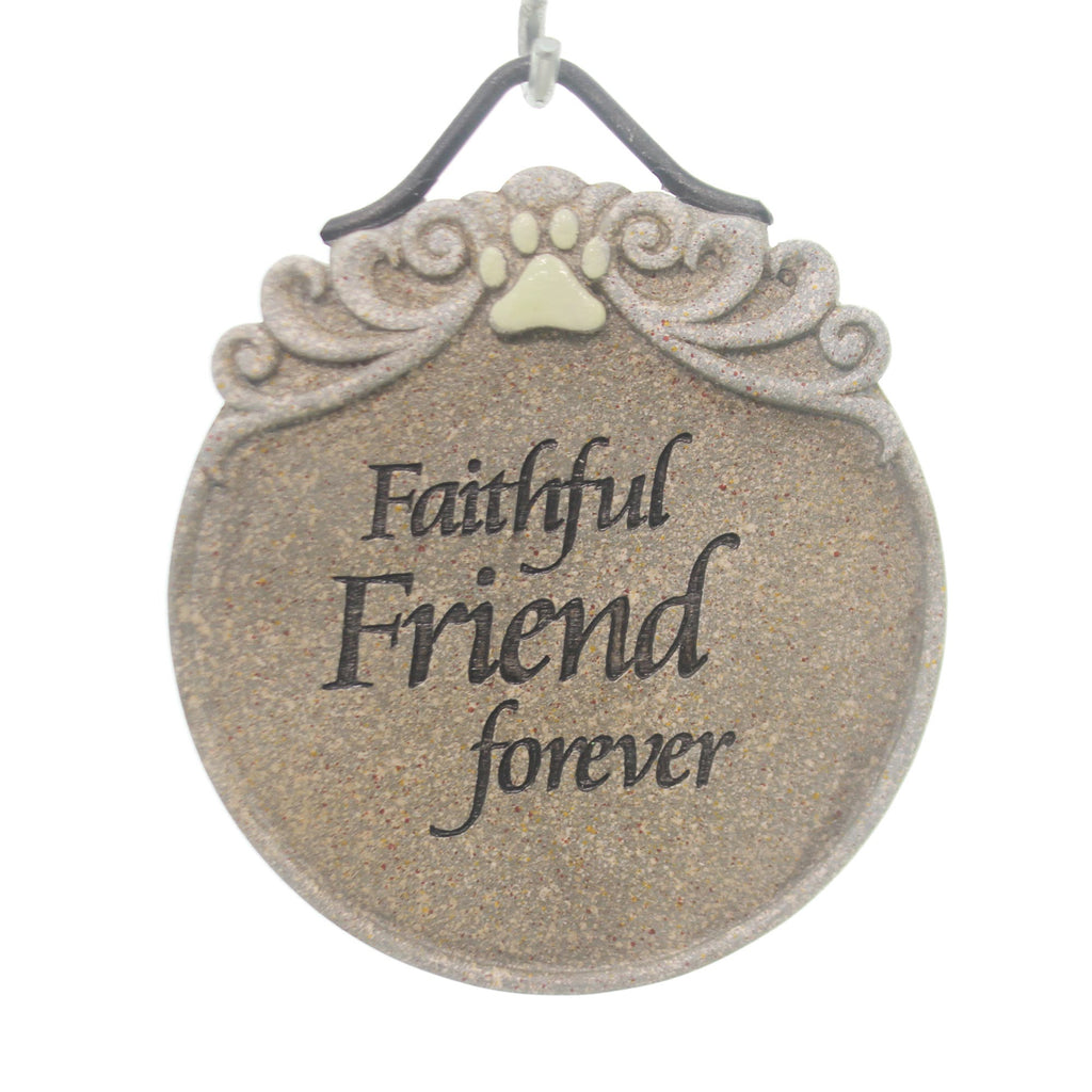 Home & Garden Faithful Friend Garden Stake Garden Stake